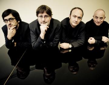 Quatuor Danel © Ant Clausen